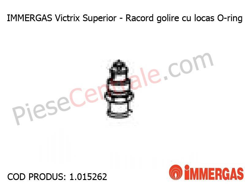 Poza Racord golire cu locas O-ring centrala termica Immergas Victrix Superior