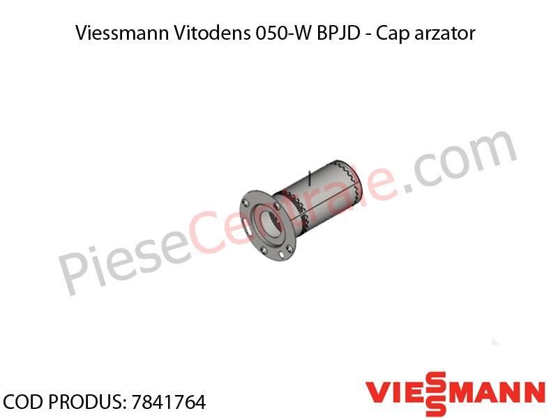 Poza Cap arzator centrala termica Viessmann Vitodens 050-W BPJD