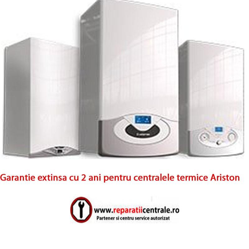 Poza Garantie extinsa cu 2 ani pentru centralele termice Ariston. Poza 86