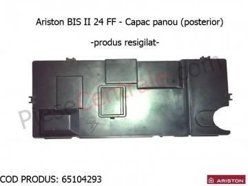 Poza Capac panou control (posterior ) Ariston Bis 2 24 kw - produs resigilat