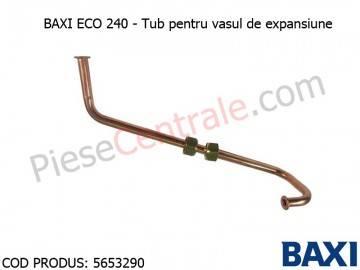 Poza Tub pentru vasul de expansiune centrala termica Baxi Eco 240