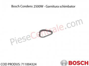 Poza Garnitura schimbator centrala termica Bosch Condens 2500W