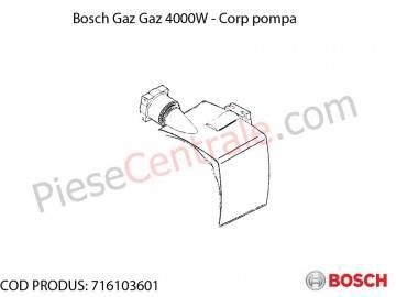 Poza Corp pompa centrala termica Bosch Gaz 4000W