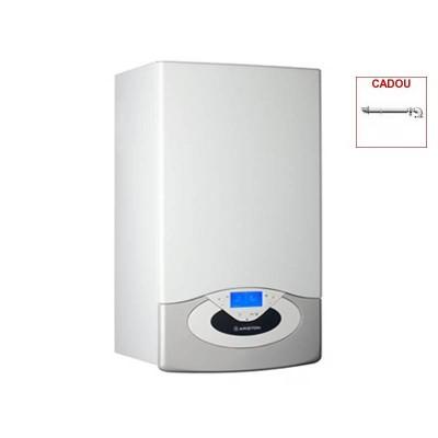 Poza Poza produs Centrala termica in condensare Ariston Genus Premium Evo 30 EU 30 kw + produs cadou