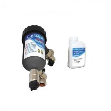 Recomandare pentru protectia centralelor termice de magnetita care apare inevitabil. Poza 85